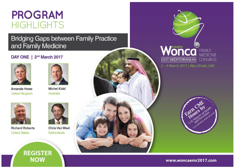 WONCA EMR congress