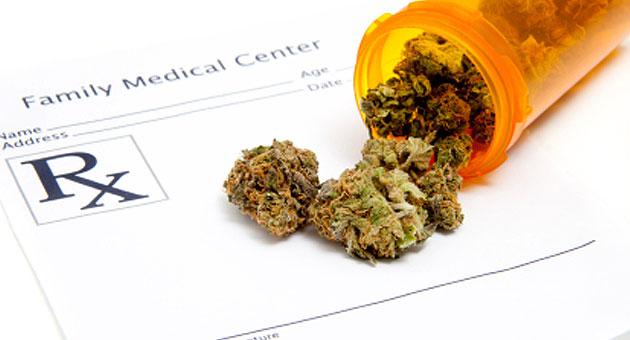 Propisivanje medicinskog kanabisa i kanabinoida (THC)