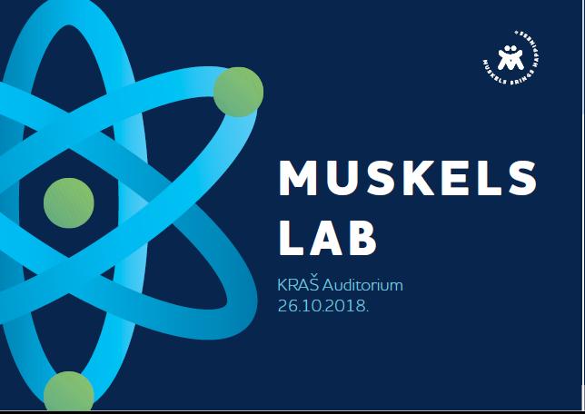 Muskels lab - Kraš Auditorium 26.10.2018.