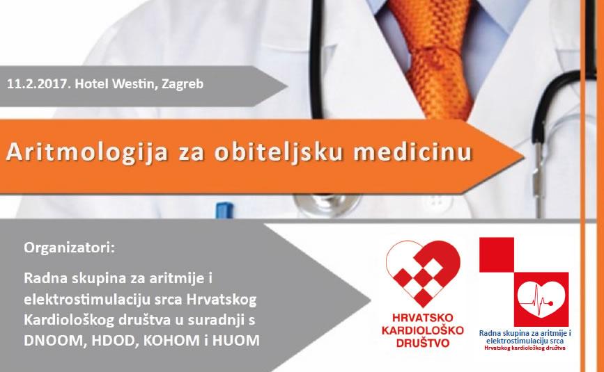 Simpozij: Aritmologija za obiteljsku medicinu