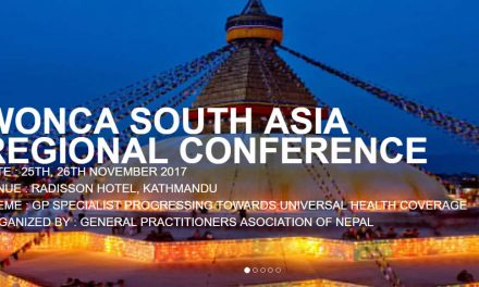 South Asia Regional WONCA Conference 2017