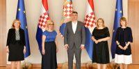 Predsjednik Milanović razgovarao s predstavnicama Koordinacije hrvatske obiteljske medicine