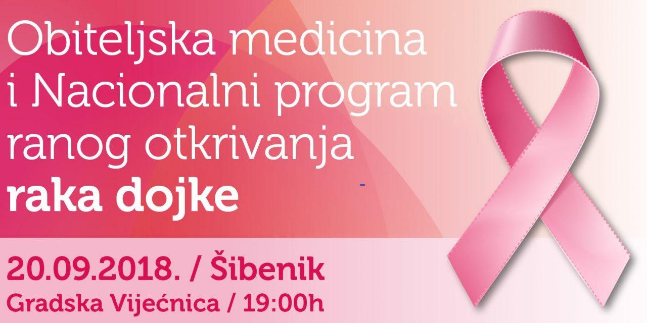 Obiteljska medicina i Nacionalni program ranog otkrivanja raka dojke