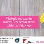Javnozdravstvena akcija – Udruga SVE ZA NJU i Dan narcisa u parku Zrinjevac