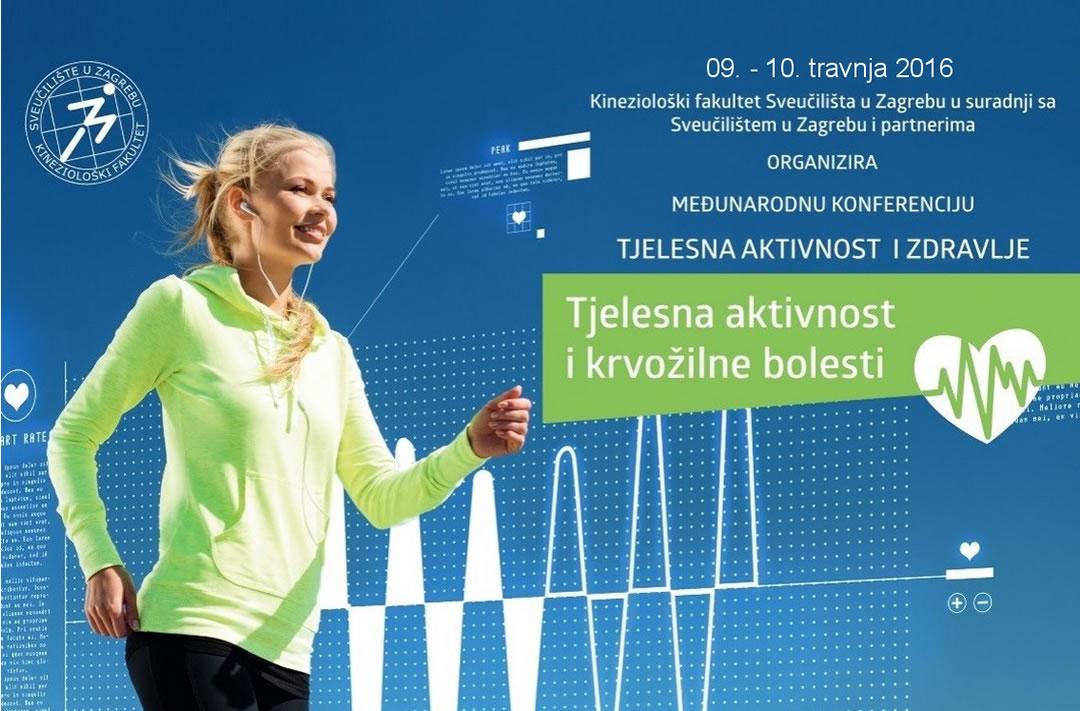 Konferencija: Tjelesna aktivnost i zdravlje