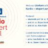"""Webinar """"Utorkom u 5 sa Salvusom: Kardio — ekspert panel,"""