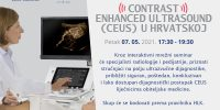 Webinar: Contrast Enhanced Ultrasound (CEUS) u Hrvatskoj